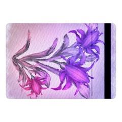 Flowers Flower Purple Flower Apple Ipad Pro 10 5   Flip Case