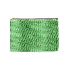 Knittedwoolcolour2 Cosmetic Bag (medium)