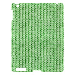 Knittedwoolcolour2 Apple Ipad 3/4 Hardshell Case