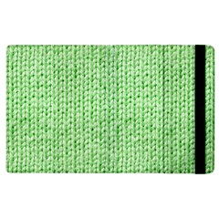 Knittedwoolcolour2 Apple Ipad 3/4 Flip Case