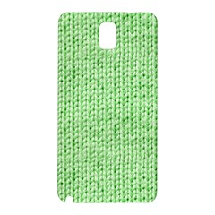 Knittedwoolcolour2 Samsung Galaxy Note 3 N9005 Hardshell Back Case