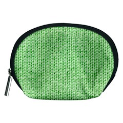 Knittedwoolcolour2 Accessory Pouches (medium)