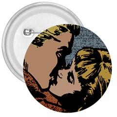 Kiss Kiss 3  Buttons