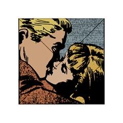 Kiss Kiss Acrylic Tangram Puzzle (4  X 4 )