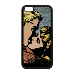 Kiss Kiss Apple Iphone 5c Seamless Case (black)
