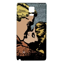 Kiss Kiss Galaxy Note 4 Back Case
