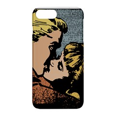 Kiss Kiss Apple Iphone 8 Plus Hardshell Case