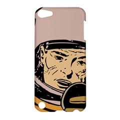 Astronaut Retro Apple Ipod Touch 5 Hardshell Case