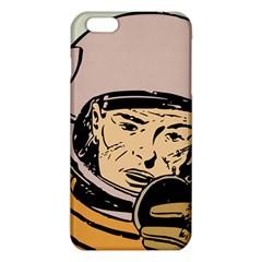 Astronaut Retro Iphone 6 Plus/6s Plus Tpu Case