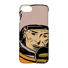 Astronaut Retro Apple Iphone 7 Hardshell Case