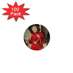 Haloweencard3 1  Mini Buttons (100 Pack)