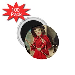Haloweencard3 1 75  Magnets (100 Pack)