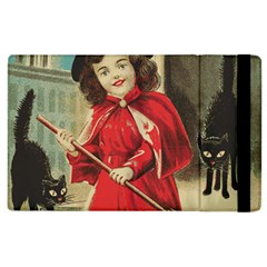 Haloweencard3 Apple Ipad 3/4 Flip Case