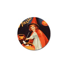 Haloweencard2 Golf Ball Marker (10 Pack)