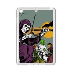 Playing Skeleton Ipad Mini 2 Enamel Coated Cases