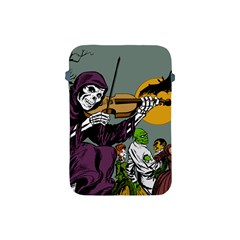 Playing Skeleton Apple Ipad Mini Protective Soft Cases