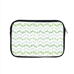 Wavy Linear Seamless Pattern Design  Apple Macbook Pro 15  Zipper Case
