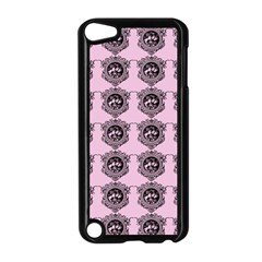 Three Women Pink Apple Ipod Touch 5 Case (black)