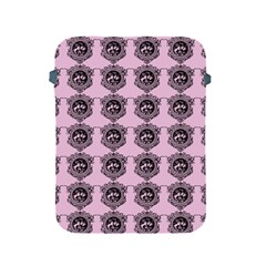 Three Women Pink Apple Ipad 2/3/4 Protective Soft Cases