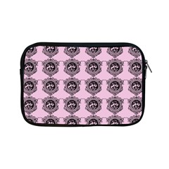 Three Women Pink Apple Ipad Mini Zipper Cases