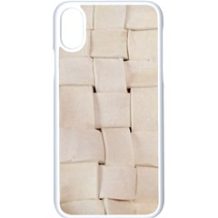 Pastry Case Apple Iphone X Seamless Case (white)