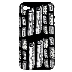 On Deck Apple Iphone 4/4s Hardshell Case (pc+silicone)
