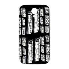 On Deck Samsung Galaxy S4 I9500/i9505  Hardshell Back Case