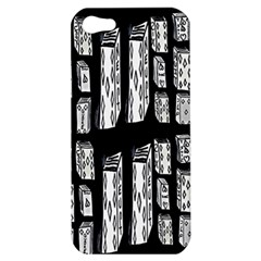 Numbers Cards 7898 Apple Iphone 5 Hardshell Case