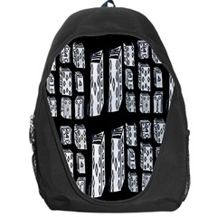 Numbers Cards 7898 Backpack Bag