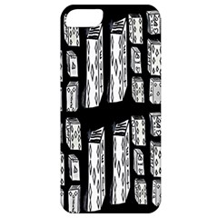 Numbers Cards 7898 Apple Iphone 5 Classic Hardshell Case