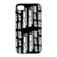 Numbers Cards 7898 Apple Iphone 4/4s Hardshell Case With Stand