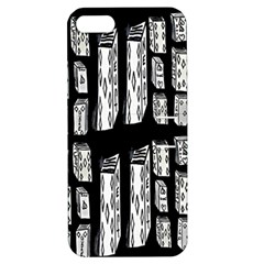 Numbers Cards 7898 Apple Iphone 5 Hardshell Case With Stand