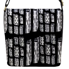 Numbers Cards 7898 Flap Messenger Bag (s)