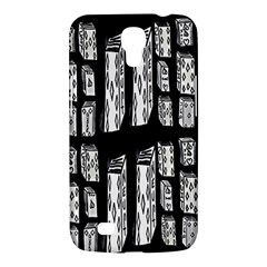 Numbers Cards 7898 Samsung Galaxy Mega 6 3  I9200 Hardshell Case