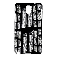 Numbers Cards 7898 Samsung Galaxy Note 3 N9005 Hardshell Case