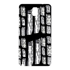 Numbers Cards 7898 Samsung Galaxy Note 3 N9005 Hardshell Back Case