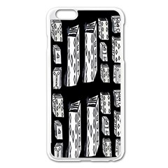 Numbers Cards 7898 Apple Iphone 6 Plus/6s Plus Enamel White Case