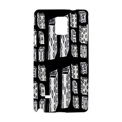 Numbers Cards 7898 Samsung Galaxy Note 4 Hardshell Case