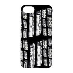 Numbers Cards 7898 Apple Iphone 7 Hardshell Case
