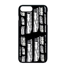 Numbers Cards 7898 Apple Iphone 7 Plus Seamless Case (black)