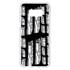 Numbers Cards 7898 Samsung Galaxy S8 Plus White Seamless Case