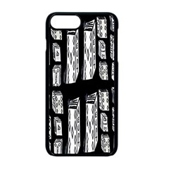 Numbers Cards 7898 Apple Iphone 8 Plus Seamless Case (black)