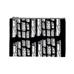 Numbers Cards 7898 Cosmetic Bag (large)