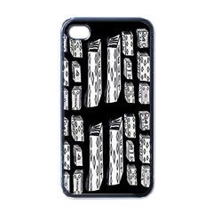 Numbers Cards 7898 Apple Iphone 4 Case (black)