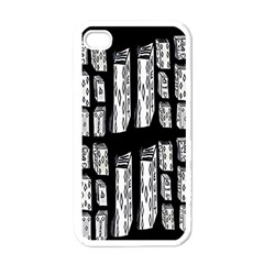 Numbers Cards 7898 Apple Iphone 4 Case (white)