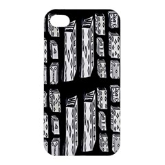 Numbers Cards 7898 Apple Iphone 4/4s Hardshell Case