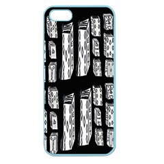 Numbers Cards 7898 Apple Seamless Iphone 5 Case (color)