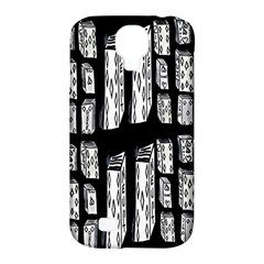 Numbers Cards 7898 Samsung Galaxy S4 Classic Hardshell Case (pc+silicone)