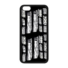 Numbers Cards 7898 Apple Iphone 5c Seamless Case (black)