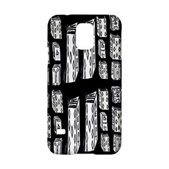 Numbers Cards 7898 Samsung Galaxy S5 Hardshell Case